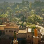 Athens in Assassins Creed Odyssey